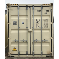 10' High Cube Container